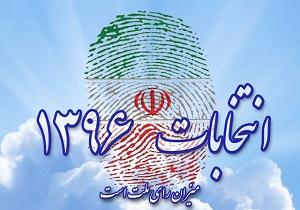اعلام نتایج آراء نامزدهای انتخابات ریاست جمهوری در استان یزد