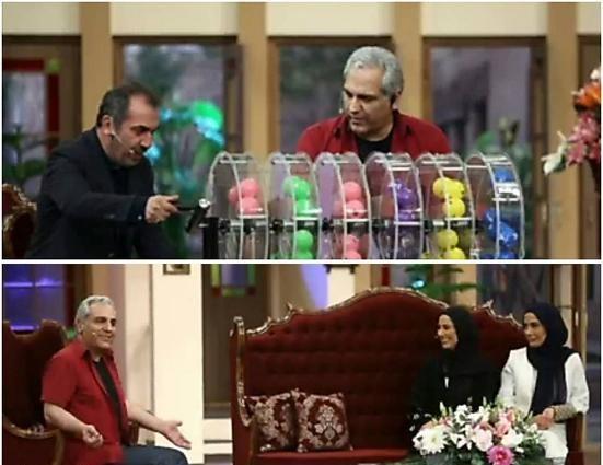 دورهمی مهران مدیری با خواهران بازیگر/ از دلایل دختران برای کمکاری پدر تا هدیه نوستالژیک آقای مجری