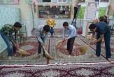 باشگاه خبرنگاران - برگزاری آیین غبارروبی مساجد