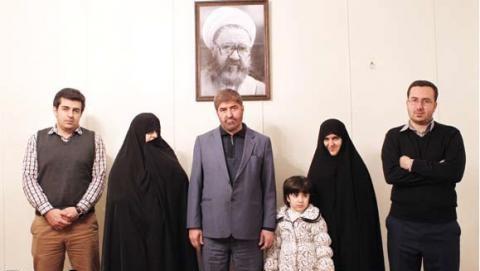 مسئولان کشور چگونه با همسرانشان آشنا شدند