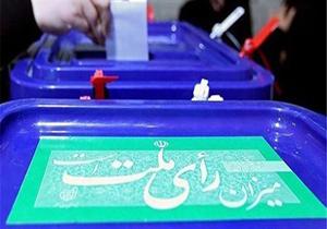 اعلام نتایج انتخابات شورای اسلامی شهر ساری