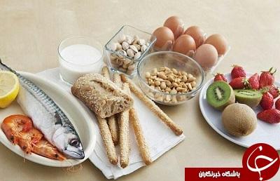 اين خوراکيهاي روزانه سرشار از مواد آلرژيزا هستند