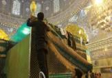 باشگاه خبرنگاران - ضریح امامین عسکریین(ع) رونمایی شد+ تصاویر