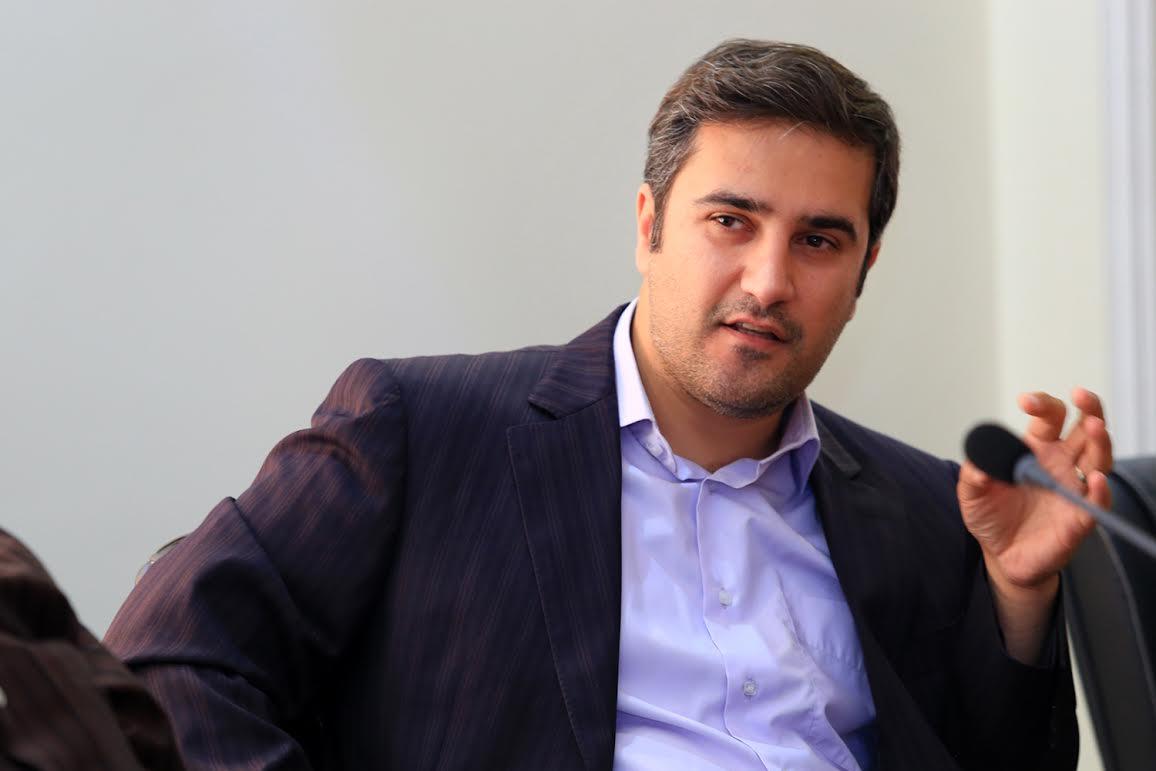 باشگاه خبرنگاران -مدیر ارتباطات و اطلاعرسانی موسسه فرهنگی اکو منصوب شد