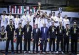باشگاه خبرنگاران -قهرمانی تیم ملی بسکتبال نوجوانان به همراه ملی پوشان هرمزگانی
