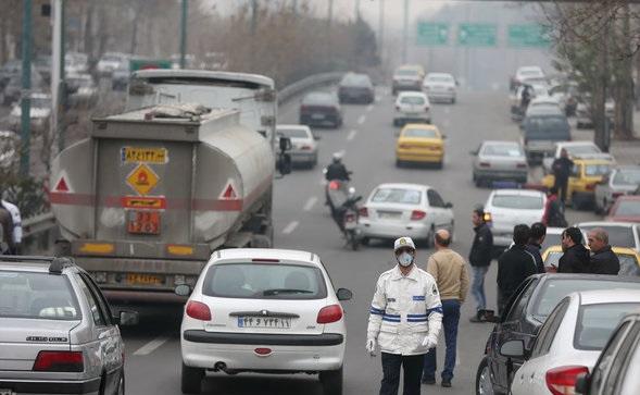 تهران، چهارصدوچهاردهمین شهر آلوده جهان/ زابل آلودهترین شهر دنیا