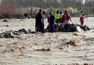 آمادهباش اورژانس آذربایجان شرقی برای مقابله با حوادث احتمالی سیل