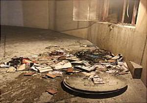 باشگاه خبرنگاران -پارکینگ مجتمع 48 واحدی در خیابان شهران آتش گرفت/ حادثه خسارت جانی نداشت
