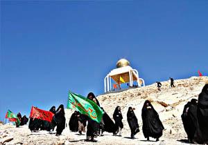 اعزام کاروان راهیان نور هنرمندان به مناطق جنگی کردستان