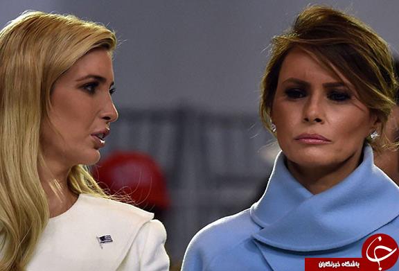 جریان اختلاف این مادر و دختر در کاخ سفید چیست؟