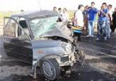 باشگاه خبرنگاران -برخورد شدید 2 دستگاه پراید در همدان/ 10 نفر مصدوم شدند