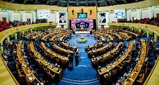 باشگاه خبرنگاران -اختتاميه مسابقات بينالمللی قرآن در راديو تهران