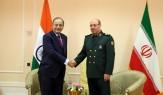 باشگاه خبرنگاران -سردار دهقان با وزیر دفاه هند دیدار و گفتوگو کرد