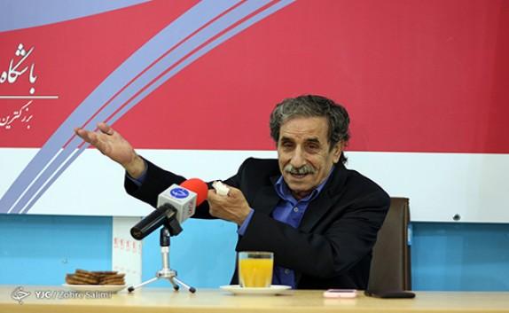 باشگاه خبرنگاران -شایعه فوتم بهانهای شد تا مردم بگویند خدا رحمتش کند!