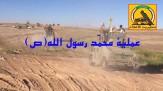 باشگاه خبرنگاران -«الحضر» در انتظار ورود لشکریان عملیات محمّد رسول الله(ص)/ کشف مقر انتحاری داعش در سمت راست موصل