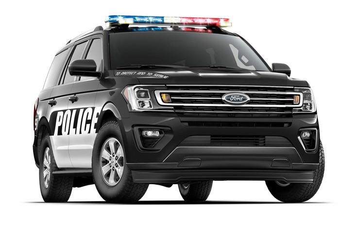 رونمایی فورد از خودروهای مخصوص خدمات ویژه