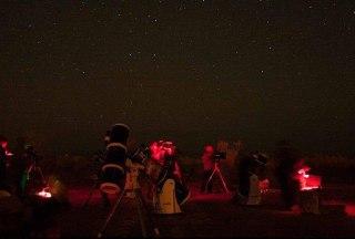 ویژه برنامه «آسمان شب» در روز جهانی نجوم