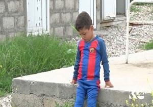 داستان تلخ مسی عراقی