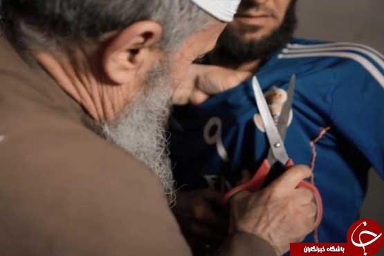 داعشیها در تعقیب رئال مادرید! +عکس