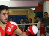 باشگاه خبرنگاران -ملیپوش بوکس: شرایط خوب و بد را تحمل کرده ام تا مدال بگیرم