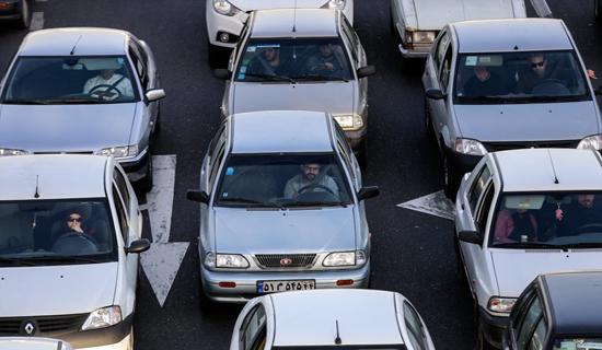 خودروهای تک سرنشین معضل ترافیک است/ قفل بی کلید برای معضل ترافیک شهر تهران