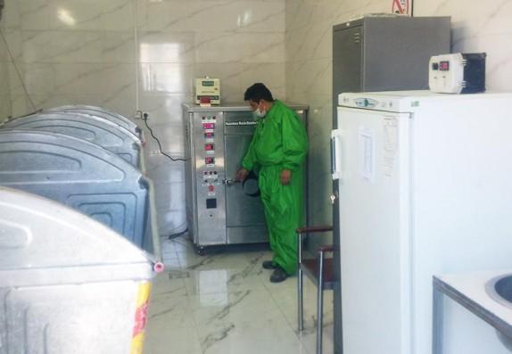 باشگاه خبرنگاران - مدیریت و نظارت بر پسماندهای بیمارستانی در دستور کار وزارت بهداشت