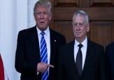 باشگاه خبرنگاران -ترامپ اختیار تعیین تعداد نظامیان آمریکایی مستقر در عراق و سوریه را به متیس واگذار کرد