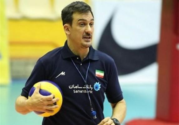 باشگاه خبرنگاران - صعود به مسابقات جهانی هدف اصلی تیم ملی والیبال ایران