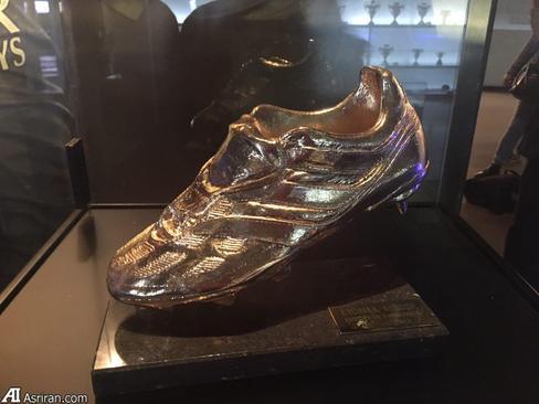 موزه باشگاه فوتبال بارسلونا +تصاویر