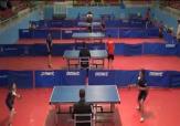 باشگاه خبرنگاران -آغاز رقابت های تنیس روی میز در قزوین