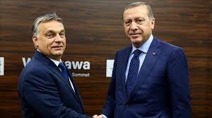 گفتگوی تلفنی رئیس جمهور ترکیه و نخست وزیر مجارستان