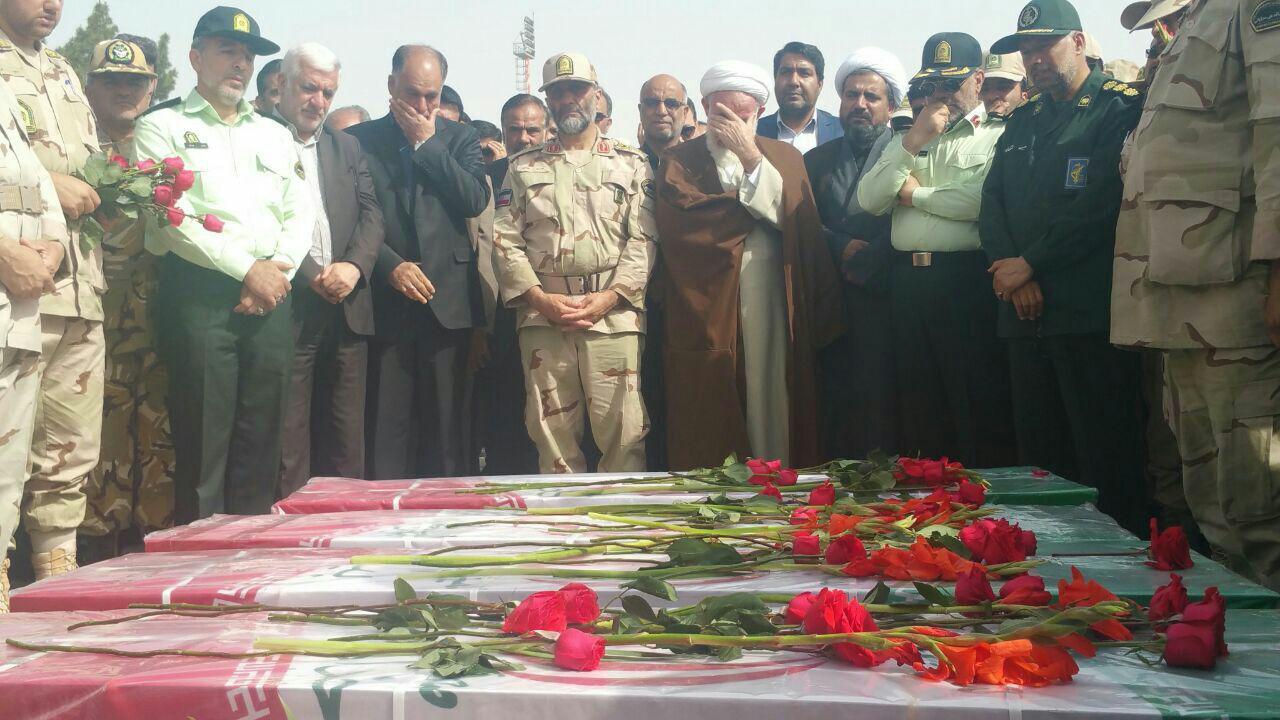 با اقتدار و توان امنیتی ایران نمیتوانید در هیچ نقطهای از منطقه آرامش داشته باشید