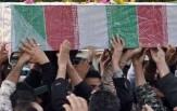 باشگاه خبرنگاران - پیکر مرزبان شهید حمیدرضا جهانتیغ در زابل تشیع شد+تصاویر