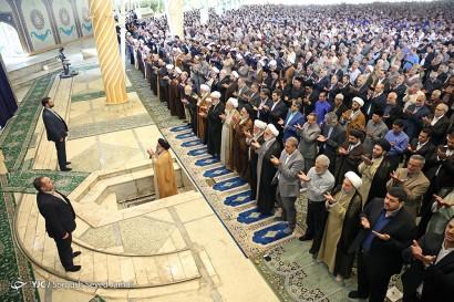 باشگاه خبرنگاران -نماز جمعه تهران