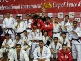 باشگاه خبرنگاران -پسران ملی پوش جودو، قهرمان جام صلح و دوستی شدند