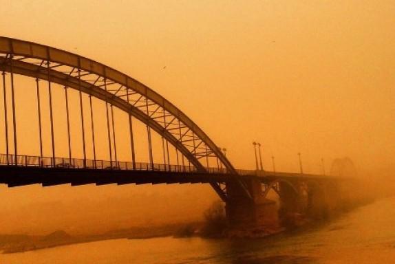 باشگاه خبرنگاران - گرد و غبار در خوزستان صاحب خانه شد