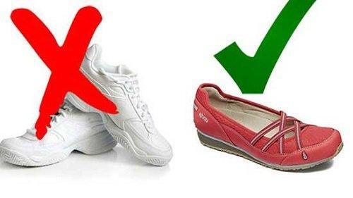 یک کفش خوب و استاندارد چه ویژگی باید داشته باشد؟