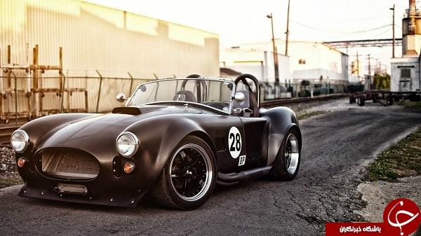 تصاویر جذاب از خودروهای کلاسیک