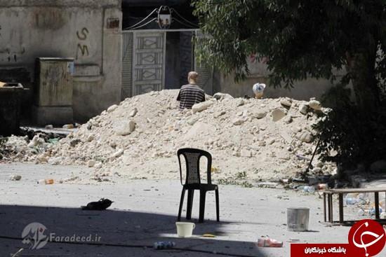 مانکنهایی برای فریب داعش! +عکس