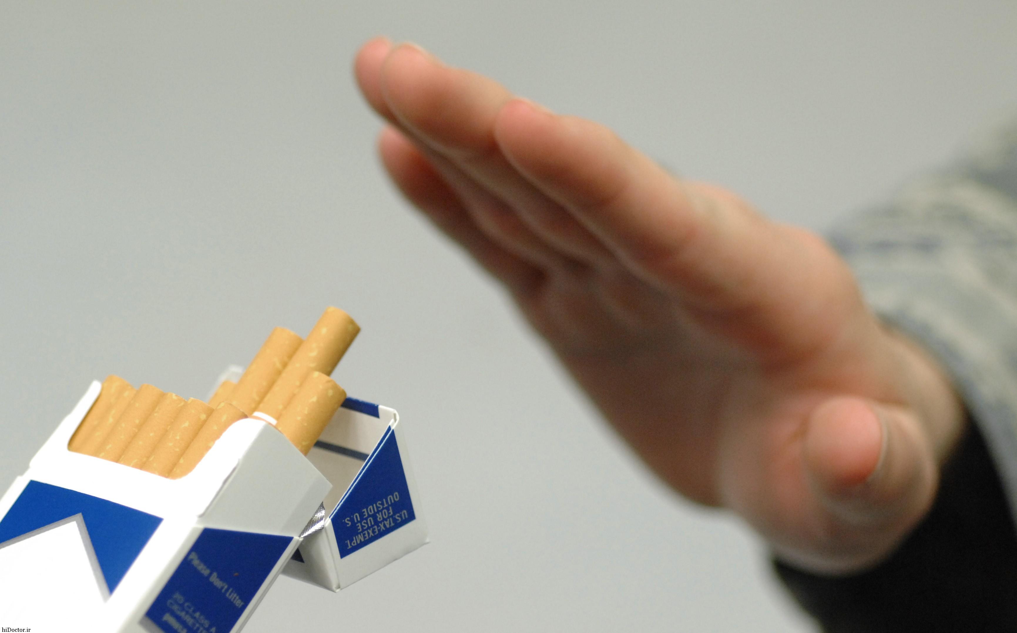 تحولات اعجابانگیز بدن پس از ترک سیگار