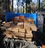 باشگاه خبرنگاران - توقیف دو دستگاه نیسان حامل چوب آلات جنگلی در نور