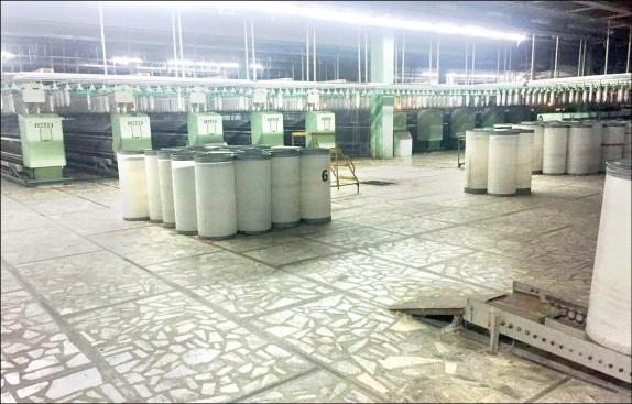 باشگاه خبرنگاران - کارخانه «مشهدنخ» امروز تعطیل شد / ۳۰۰ کارگر این کارخانه بیکار شدند