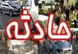 باشگاه خبرنگاران -۱۱ کشته و مجروح بر اثر واژگونی خودروی پراید و پژو در خاش/ تخطی از سرعت مطمئنه علت حادثه