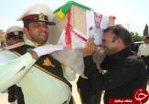 باشگاه خبرنگاران - مراسم تشییع فرمانده پاسگاه انتظامی راهكان + عکس