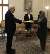 باشگاه خبرنگاران - سفیر جدید اسلوونی استوارنامه خود را تقدیم ظریف کرد