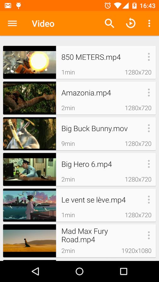 محبوبترین پلیر VLC برای اندروید+ دانلود