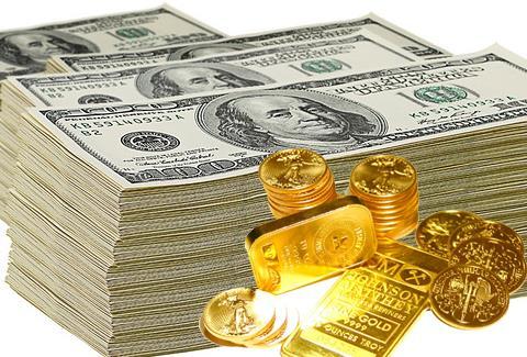 نتیجه تصویری برای طلا و ارز(1)