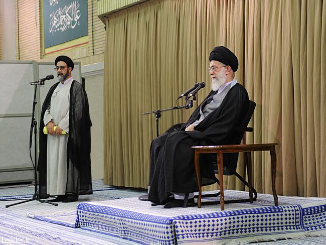 انتصاب آل هاشم به عنوان ولی فقیه در استان آذربایجان شرقی و تبریز