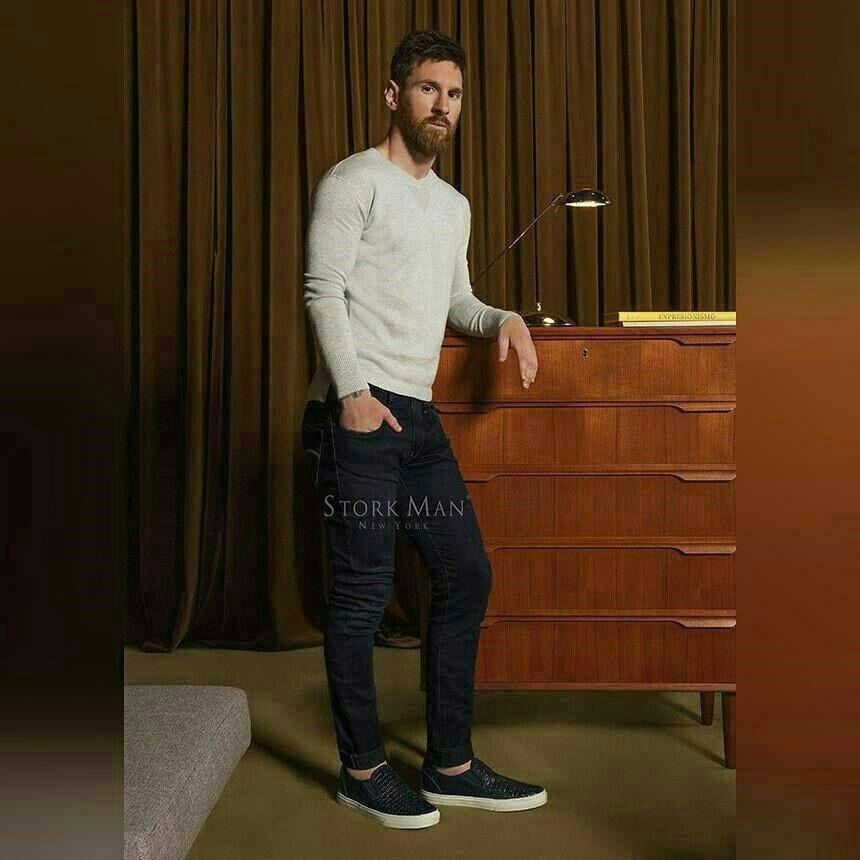مسی مدل شد+ تصاویر