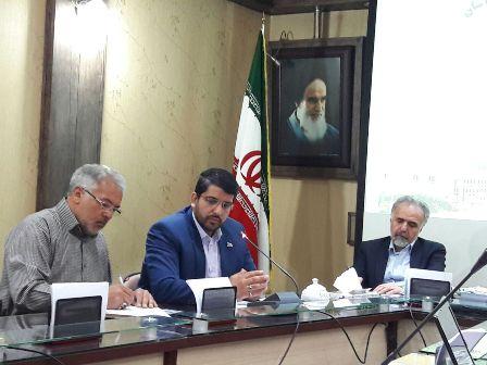 رونمایی از سامانه اطلاع رسانی دستگاههای دیجیتال در مشهد
